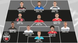 Official Fantasy Bundesliga: MD20 Team of the Week