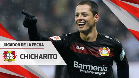 Chicharito, un indiscutible ganador