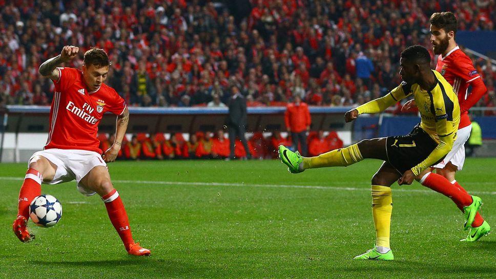 Dortmund Lissabon