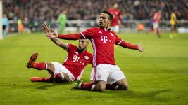 Advantage Bayern after crushing win