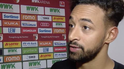 Watch: Bellarabi reflects on #Bundesliga50k