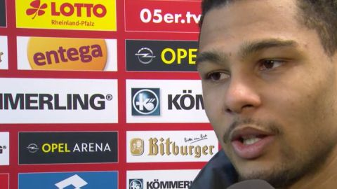 Watch: Gnabry: 'We fought until the end'