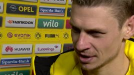 Watch: Piszczek thrilled with Wolfsburg victory