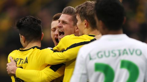 Possible line-ups: Freiburg vs Dortmund