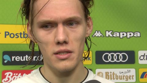 Watch: Vestergaard: 'We changed our tactics'