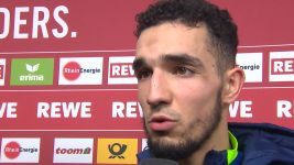 Watch: Bentaleb: 'We deserved a bit more'