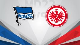 Frankfurt look to bounce back against Hertha
