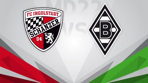Home strugglers Ingolstadt entertain Gladbach