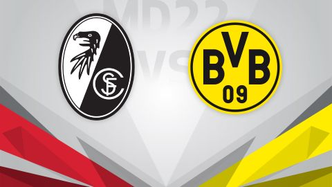 Dortmund eyeing three points in Freiburg