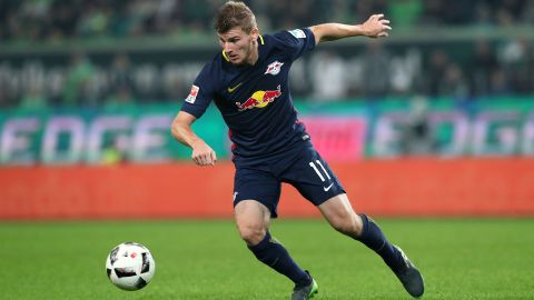 Possible line-ups: Augsburg vs RB Leipzig