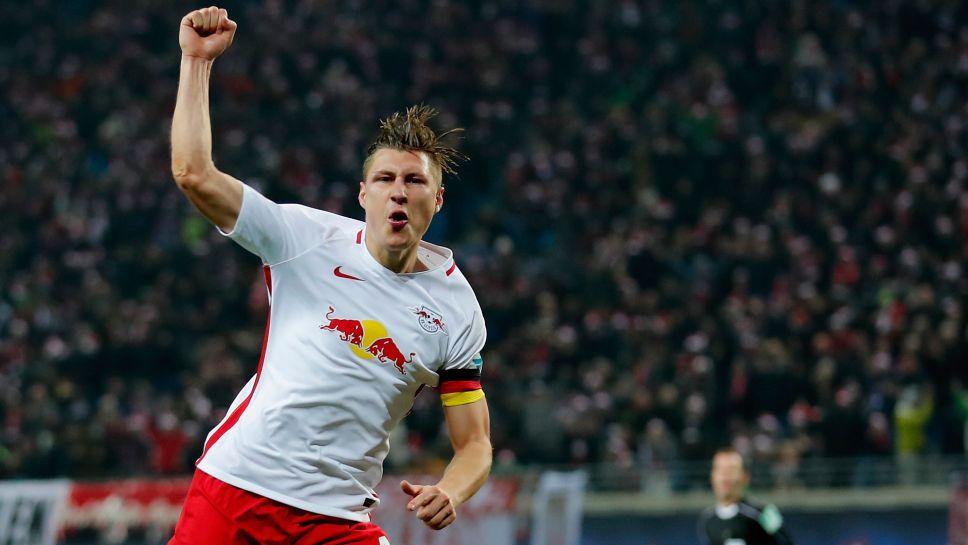 Bundesliga Willi Orban Named New Rb Leipzig Captain