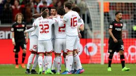 Mainz catch Leverkusen off guard