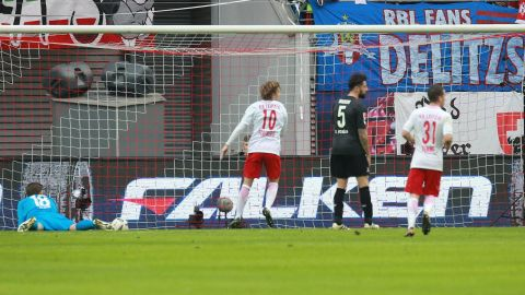 Watch: Leipzig 3-1 Cologne - highlights