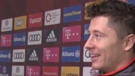 Watch: Lewandowski: 'We can be very happy'