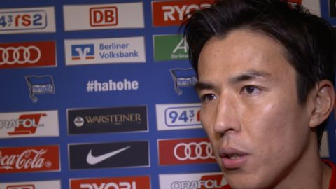 Watch: Hasebe on equalling Japanese record