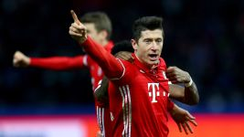 Lewandowski: 'I write my own story'