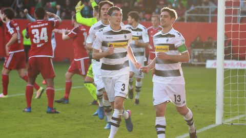 Watch: Ingolstadt 0-2 Gladbach - highlights