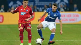 Schalke and Hoffenheim ends all square