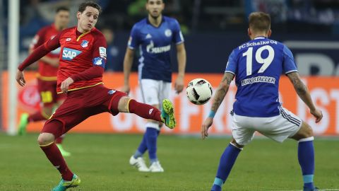 Watch: Schalke 1-1 Hoffenheim - highlights