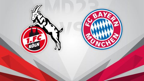 Cologne hoping to tame rampant Bayern