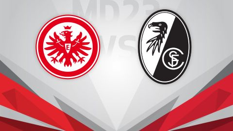 Frankfurt and Freiburg look to bounce back