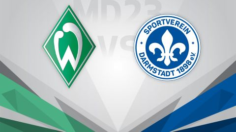 Darmstadt aim to end travel sickness at Bremen