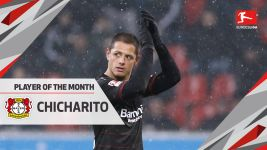 Chicharito voted February Player of the Month!