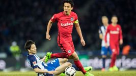 Hasebe wird Rekord-Japaner