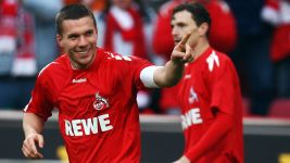Watch: Lukas Podolski's top five Bundesliga goals