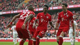 Spanish duo on target as Bayern beat Cologne