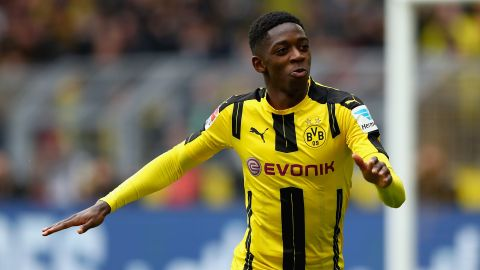#BLMVP Matchday 23 candidate: Dembele