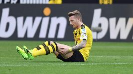 Reus out for a month