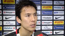 Watch: Hasebe: 'Proud but team more important'