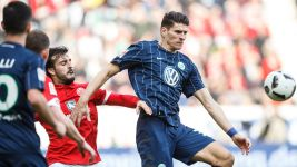 Watch: Mainz 1-1 Wolfsburg - highlights