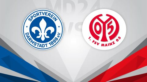 Mainz aiming to stop rot in Darmstadt