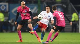 Bobby Wood: 'Fun to play against John Brooks!'