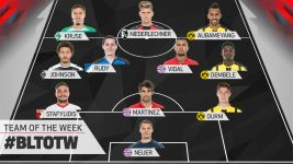 Matchday 23: Team of the Week