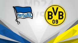 Hertha pose capital threat to Dortmund