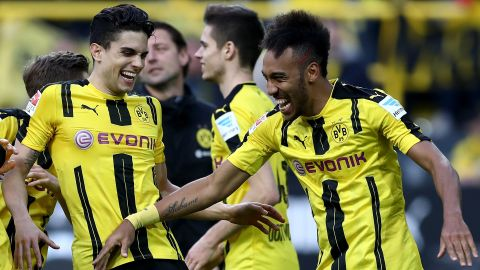 Watch: Dortmund 6-2 Leverkusen - highlights