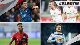 Matchday 23 Goal of the Week