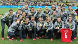 Going for Gold: Women in the Bundesliga