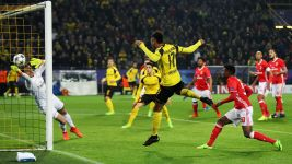 Dortmund 4-0 Benfica - As it happened!