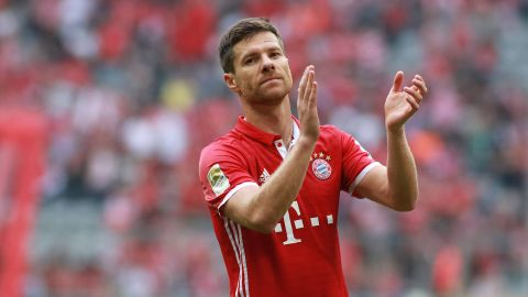 Bayern Munich's Xabi Alonso announces retirement