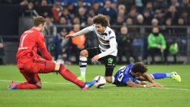 Schalke 1-1 Gladbach - as it happened!