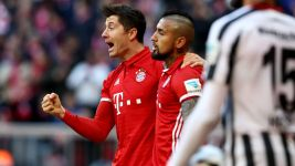 Supreme Bayern ease past Frankfurt