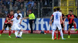 Watch: Freiburg 1-1 Hoffenheim - highlights