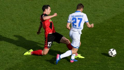 Hoffenheim held by Freiburg in gripping draw