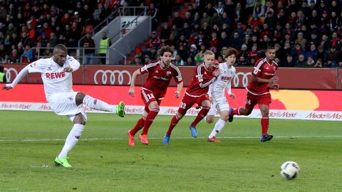 Watch: Ingolstadt 2-2 Cologne - highlights