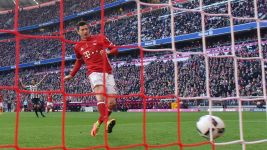 Watch: Bayern 3-0 Frankfurt - highlights