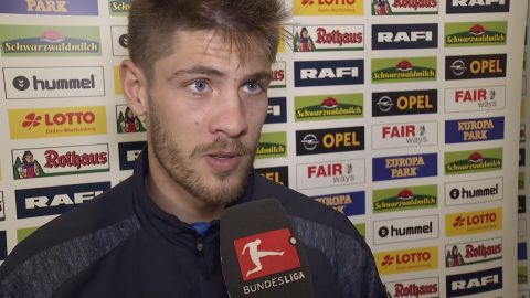 Watch: Kramaric: 'Moment of inspiration'